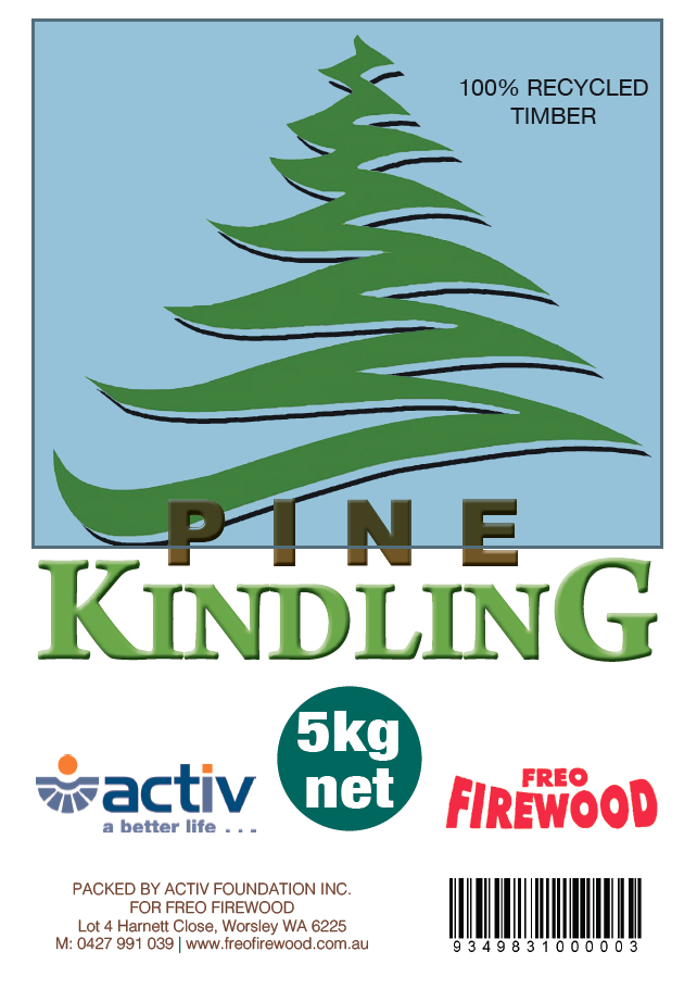 PineKindlingLable
